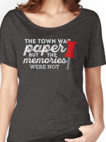 In a Paper Town Women's Relaxed Fit T-Shirt