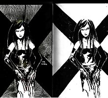 X-23 by tagakain