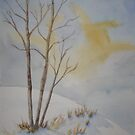 Winter's Day by Patty Vogler