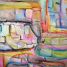World in a bottle by Regina Valluzzi