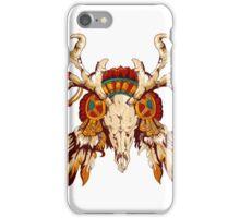Vector tribal decorative totem  iPhone Case/Skin