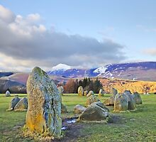 Castlerigg Stone Circle by Roantrum