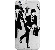 Chequebook Vandalism iPhone Case/Skin