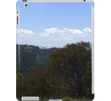 Panoramic Views from the Pinnacle Fire Trail, NSW iPad Case/Skin