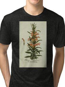 Plantarum Indigenarum et Exoticarum - Lukas Hochenleitter und Kompagnie 1788 - 231 Tri-blend T-Shirt