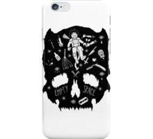 Empty Space iPhone Case/Skin