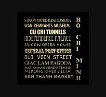 Ho Chi Minh Famous Landmarks Unisex T-Shirt