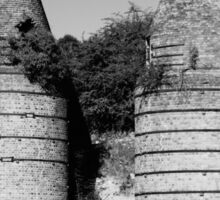 Historic Bottle Kilns, Portland NSW Sticker