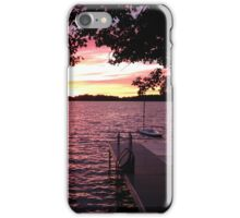 Perfect Sunset iPhone Case/Skin