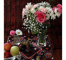 Floral Still Life #2 Photographic Print