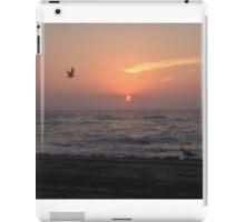Miami sunrise iPad Case/Skin
