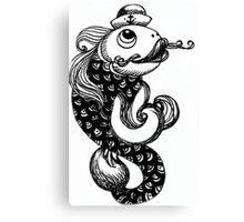 coi fish 2 Canvas Print