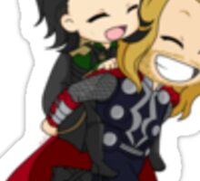 Thorki merchan Sticker
