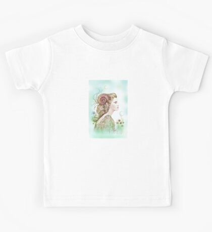 """""""THE ARIES"""" - Protective Angel for Zodiac Sign Kids Tee"""