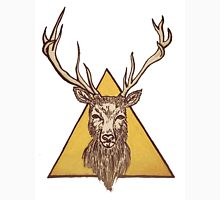 Stag Head Unisex T-Shirt