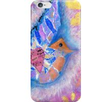 Spread Your Wings Brave Heart Bird iPhone Case/Skin