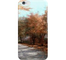 MAPLE LANE iPhone Case/Skin