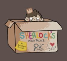 Sherlock's Mind Palace by geothebio