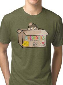 Sherlock's Mind Palace Tri-blend T-Shirt