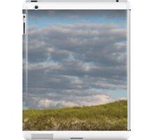 Beach Clouds iPad Case/Skin