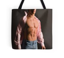 Butch and Pink Tote Bag