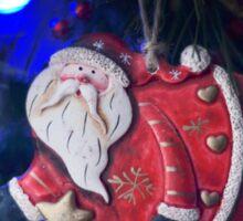 Santa..  Sticker
