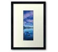 Lake Hayes Framed Print