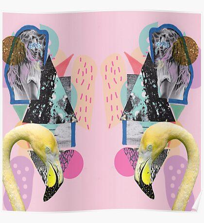 Flamingoland Poster