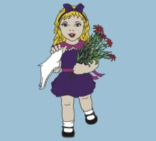 Flower Girl Kids Clothes