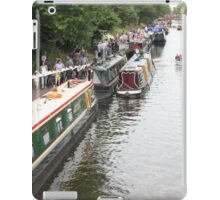 Riverside Festival iPad Case/Skin
