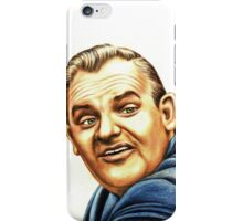 Ronnie Barker plays Fletch iPhone Case/Skin