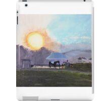 Sedgfield (Painting) iPad Case/Skin