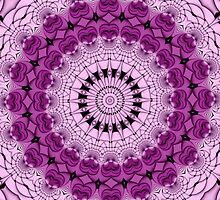 Purple pattern by Dipali S