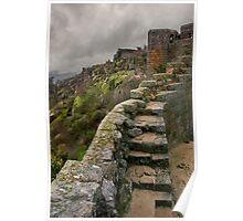 Sortelha Castle Poster