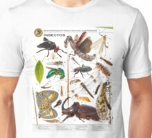 Insects of Gorongosa National Park, Mozambique Unisex T-Shirt