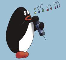 Singing Penguin Kids Tee