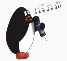 Singing Penguin Kids Clothes
