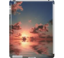 Caribbean Sunset iPad Case/Skin