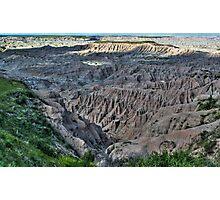 Great big chasm Photographic Print