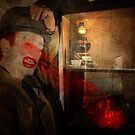 ghostbuster by Ivan Litovski
