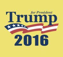 Trump 2016 Kids Tee