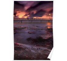 Nightcliff Pier - Northern Territory - Australia Poster