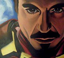 Tony Stark by MadianR