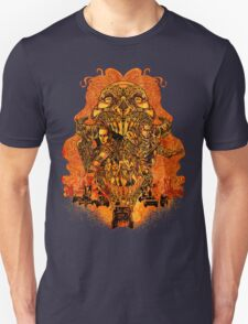 In the Mouth of Madness Unisex T-Shirt