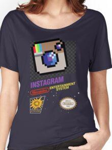 NES Instagram Women's Relaxed Fit T-Shirt