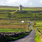 Doonagore Castle-Doolin Ireland by Namaste