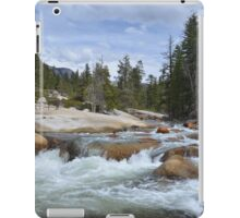 Head of Nevada Falls iPad Case/Skin