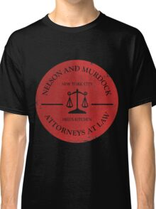 Nelson and Murdock Classic T-Shirt