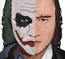 Heath Ledger / The Joker Products by arvinetta