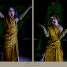 Diva (Diptych) by © Helen Chierego